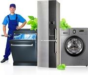Ремонт холодильников,  стиральных машин,  электро плит на дому